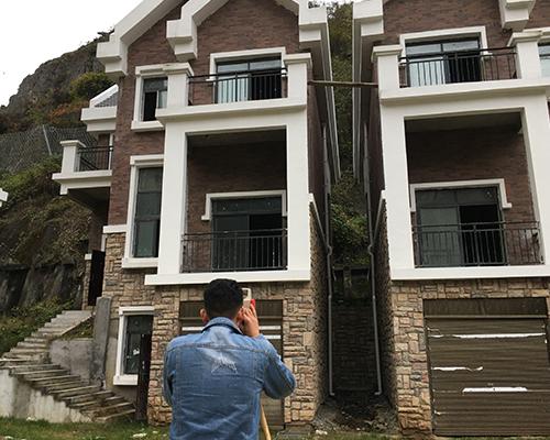 毕节小河第三栋房屋安全性检测