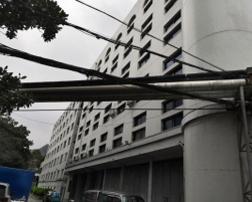贵州饭店职工宿舍及车库主体结构 安全性检测报告