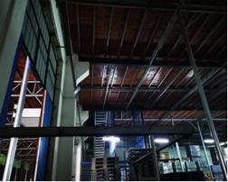 海南志得分公司钢结构房屋安全性检测